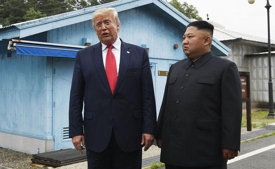 Dư luận Mỹ đánh giá như thế nào sau cuộc gặp lịch sử tại DMZ?