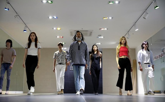 Người mẫu cao tuổi - Xu hướng nghề nghiệp mới tại Hàn Quốc