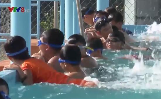 Dạy bơi ở nơi từng xảy ra đuối nước tập thể