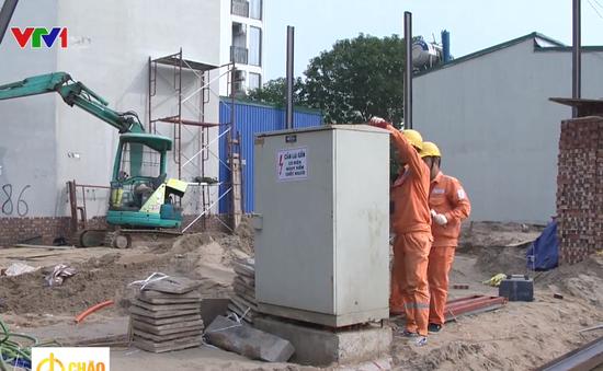 Sau gần 10 năm, khu Vạn Phúc (Hà Nội) bắt đầu có điện, nước