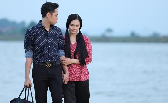 Sao mai Lương Nguyệt Anh tình cảm với diễn viên Mạnh Hưng trong MV mới