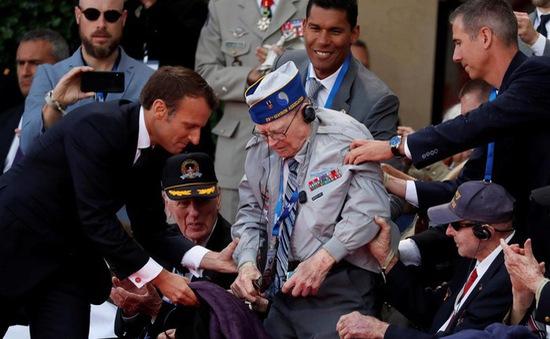Kỷ niệm 75 năm ngày quân đồng minh đổ bộ lên bờ biển Normandy