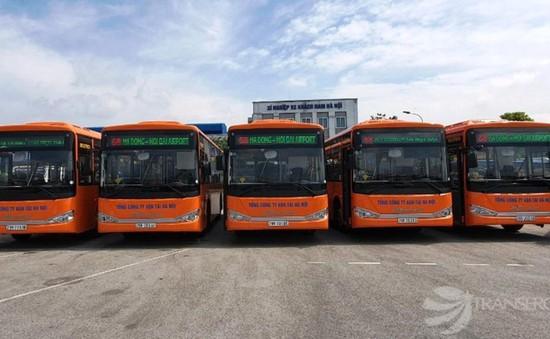 Ngày 8/6, khai trương tuyến bus chất lượng cao Hà Đông - sân bay Nội Bài