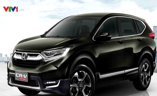 Yêu cầu Honda Việt Nam giải trình xe CR-V bị khóa phanh