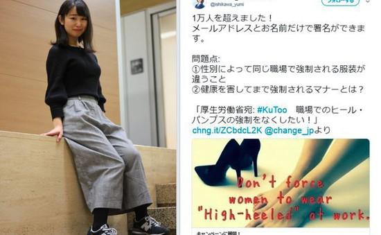KuToo - Phong trào phản đối giày cao gót của phụ nữ Nhật Bản