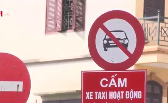 Biển báo giao thông: Có cũng như không