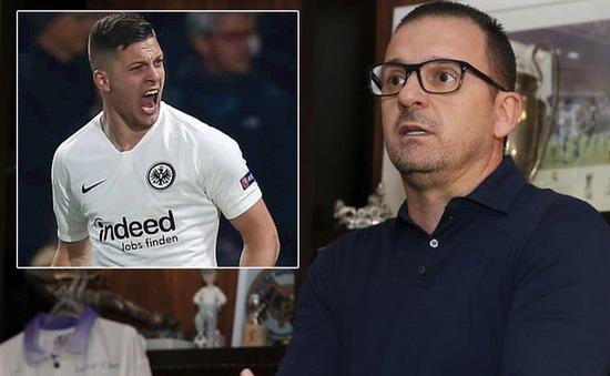Cựu cầu thủ Real Madrid lo lắng cho tương lai của Luka Jovic