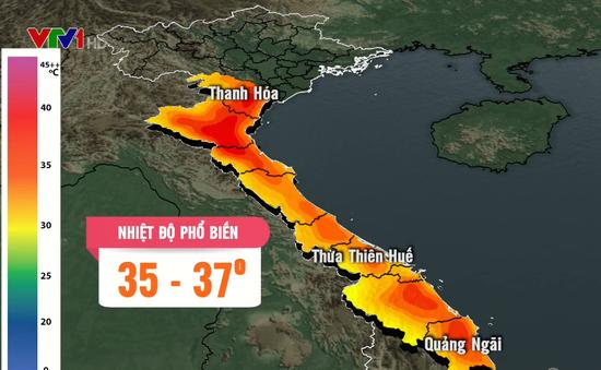 Miền Bắc nắng nóng, có nơi trên 37 độ C, chỉ số tia UV cao