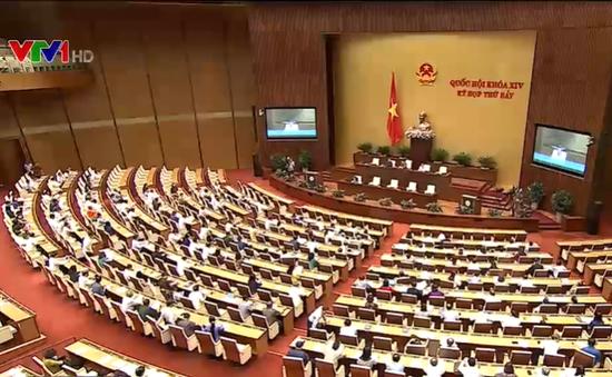 Quốc hội tán thành việc sử dụng nguồn dự phòng và nguồn vốn trong kế hoạch đầu tư công trung hạn