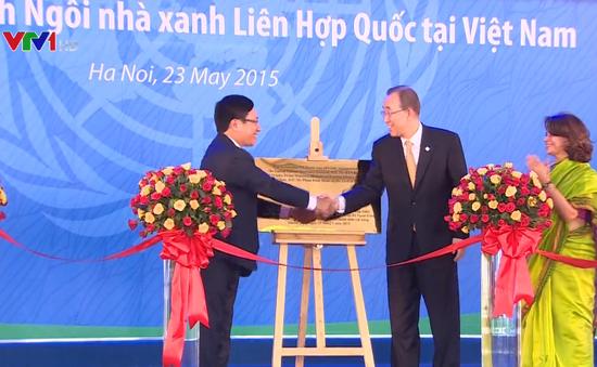 Chặng đường Việt Nam đồng hành cùng Liên Hợp Quốc