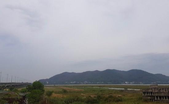 Khu vực cháy rừng tại Hà Tĩnh đã có mưa!