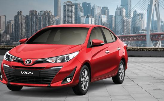 Toyota Việt Nam giảm giá xe Vios tất cả các phiên bản