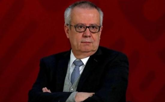Bộ trưởng Bộ Tài chính Mexico từ chức do bất đồng với Chính phủ