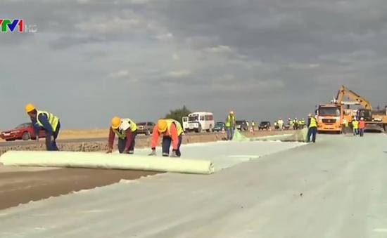 Nga phê duyệt dự án siêu cao tốc Âu - Á dài hơn 2.000 km