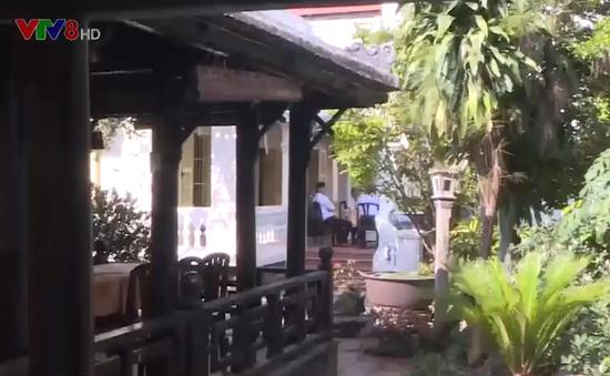 Độc đáo homestay nhà vườn Huế