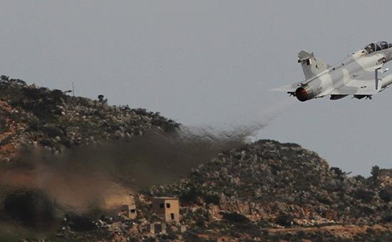 Hai máy bay quân sự đâm vào nhau trong lúc huấn luyện ở Qatar