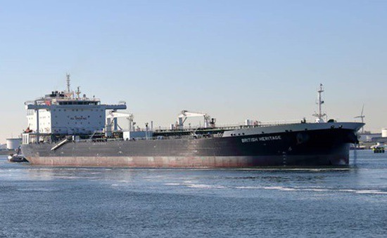 Iran bắt giữ không thành công tàu chở dầu của Anh