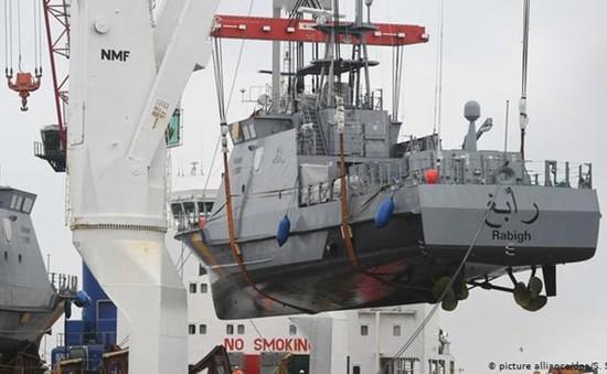 Đức: Lượng vũ khí xuất khẩu tăng mạnh trong 6 tháng đầu năm
