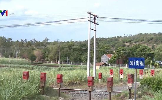 Khẩn trương khắc phục bất cập nút giao cắt đường sắt tại Quảng Ngãi