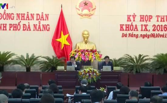 HĐND Đà Nẵng chốt các vấn đề quan trọng được dư luận quan tâm