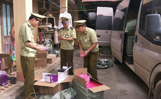 Lạng Sơn: Thu giữ hơn 2.000 sản phẩm mỹ phẩm nhập lậu