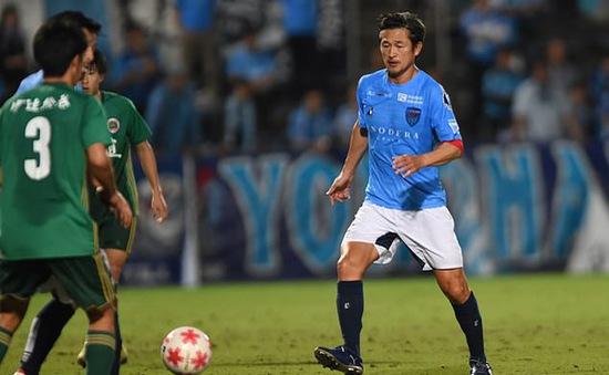 Yokohama FC gây ấn tượng với việc ký hợp đồng với bộ đôi lớn tuổi