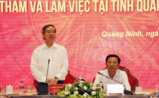 Quảng Ninh cần phát huy lợi thế so sánh trong vùng