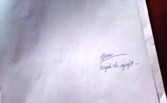 Bình Phước: Người dân bức xúc vì phải ký khống giấy tờ đất đai