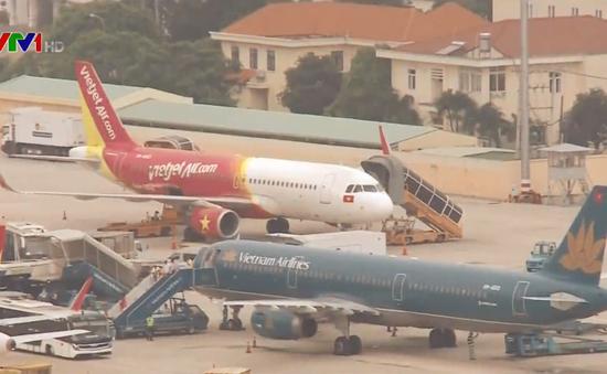 Áp lực đối với ngành hàng không Việt Nam