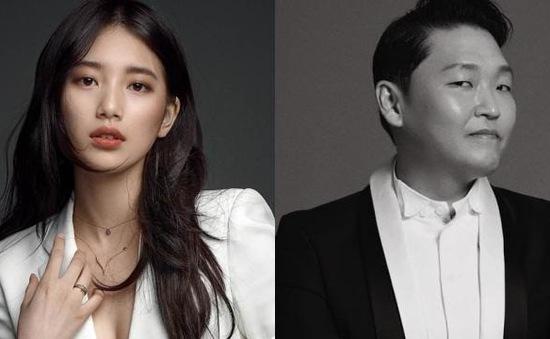Suzy hợp tác cùng PSY