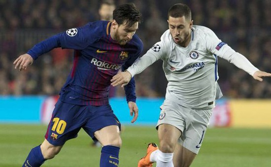 Sang Real Madrid, giá trị của Eden Hazard tăng ngang Messi