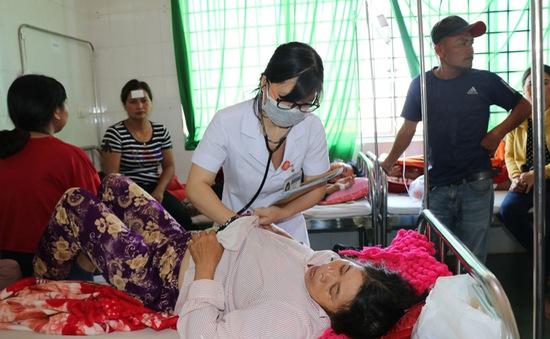 Đắk Lắk: Hơn 350 người ngộ độc thực phẩm do ăn gỏi cá