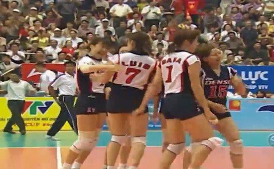Nhìn lại VTV Cup 2005: ĐT Việt Nam lần đầu tiên vào chung kết