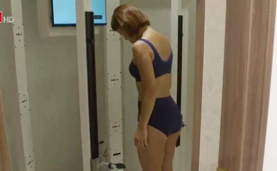 Máy quét lấy số đo cơ thể trong vòng 5 giây