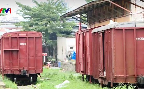 DN gặp khó khi đầu tư hạ tầng logistics đường sắt