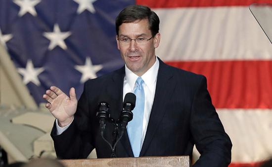Ông Esper chính thức được đề cử làm Bộ trưởng Bộ Quốc phòng Mỹ