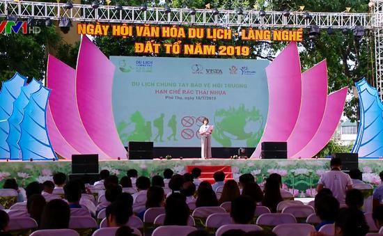 Gần 200 doanh nghiệp tham gia chương trình du lịch hạn chế rác thải nhựa