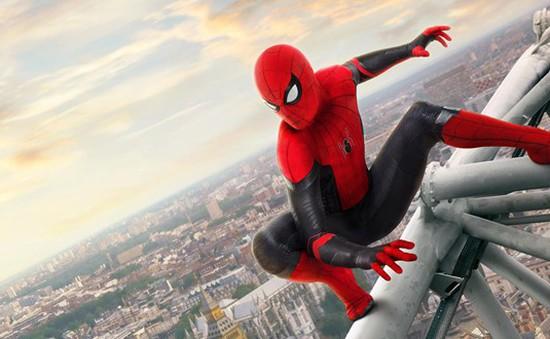 """Phần mới của """"Người nhện"""" thống lĩnh nhiều phòng vé"""