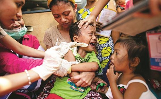 """Philippines ban bố """"báo động quốc gia"""" về số ca mắc sốt xuất huyết"""