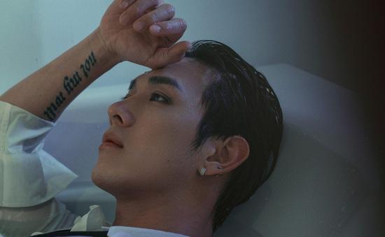 """""""Đại úy"""" Song Luân ra mắt MV mới trổ tài đọc rap cực """"ngầu"""""""
