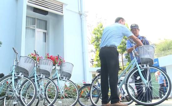 Lấy ý kiến người dân và du khách về xe đạp công cộng thông minh