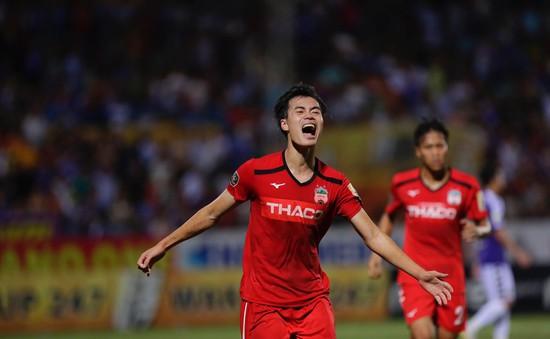 CLB Hà Nội 1-1 Hoàng Anh Gia Lai: Văn Toàn lập công phút bù giờ, chủ nhà mất điểm tiếc nuối!