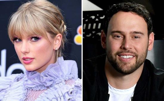 Tranh chấp quyền sở hữu tác phẩm giữa công ty quản lý và Taylor Swift