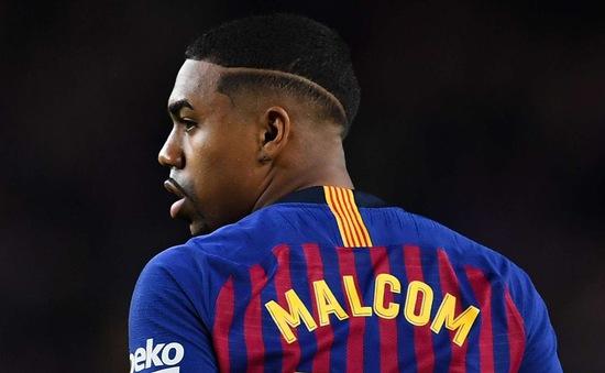 "Giận Malcom, Barcelona tính ""vứt tiền qua cửa sổ"""