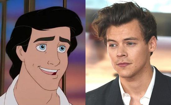 Nàng tiên cá: Lý giải nguyên nhân Harry Styles phù hợp với vai diễn hoàng tử