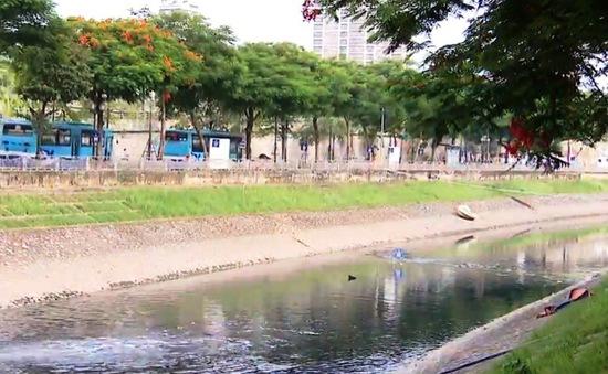 Hà Nội dự kiến xây dựng 3 cầu vượt trên sông Tô Lịch