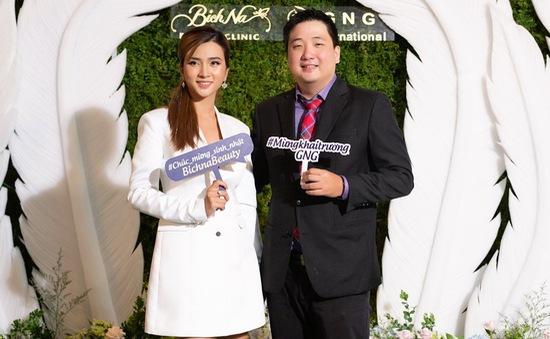 Hoa hậu Diệu Hân, diễn viên Kim Tuyến hào hứng đi làm đẹp