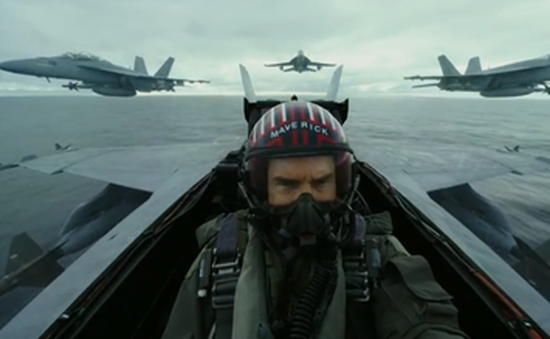 """Bom tấn """"Phi công siêu đẳng Maverick"""" tung trailer kịch tính với sự trở lại phong độ của Tom Cruise"""