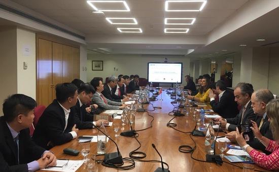 Đoàn công tác của tỉnh Tuyên Quang thăm và làm việc tại Tây Ban Nha