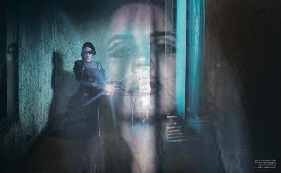 Lana Del Rey hư ảo trong loạt ảnh mới